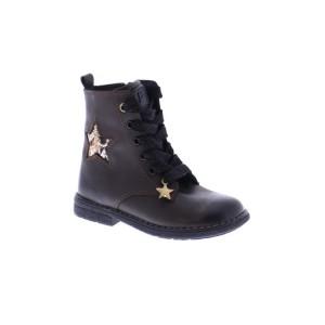 Jochie-Freaks Kinderschoenen 21170 zwart