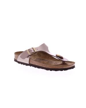 Birkenstock Kinderschoenen Gizeh taupe smal
