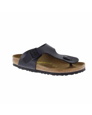 Birkenstock Kinderschoenen Ramses zwart breed