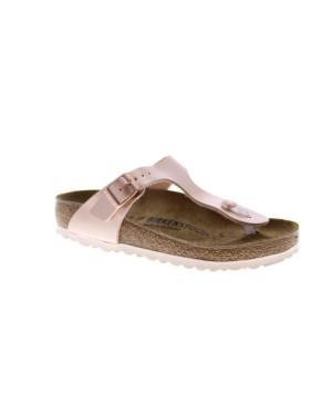 Birkenstock Kinderschoenen Gizeh roze breed