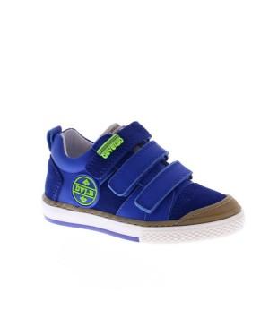Develab Kinderschoenen 41377 Blauw