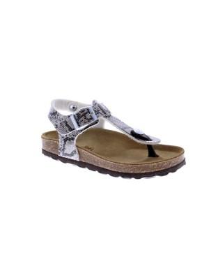 Kipling Kinderschoenen Nairobi 1 zilver