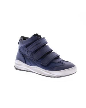 Jochie-Freaks Kinderschoenen 18460 donker blauw