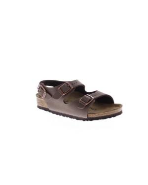Birkenstock Kinderschoenen Roma bruin smal