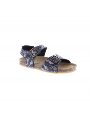 Kipling Kinderschoenen Gobi 1 Donker grijs