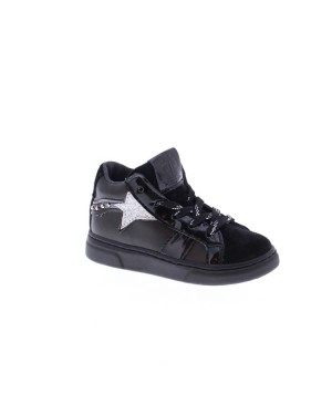 Pinocchio Kinderschoenen P1979 zwart