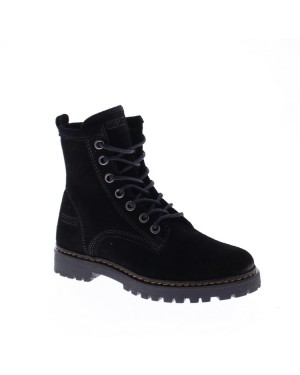 GiGa Kinderschoenen G3518 zwart