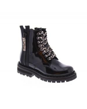 Gattino Kinderschoenen G1001 zwart