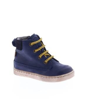 Bo-Bell Kinderschoenen Bryan Middel blauw
