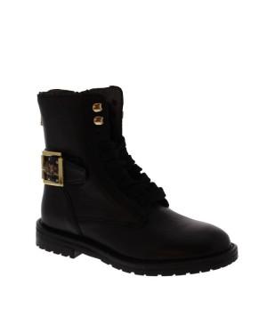 Gattino Kinderschoenen G1013 zwart
