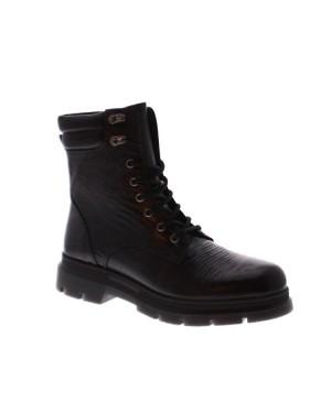 AQA Kinderschoenen A7546 zwart
