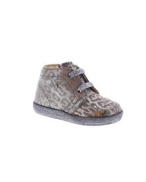 Falcotto Kinderschoenen 790B01 grijs metallic