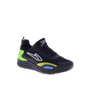 Piedro Sport Kinderschoenen 1517002610 9811 zwart multi