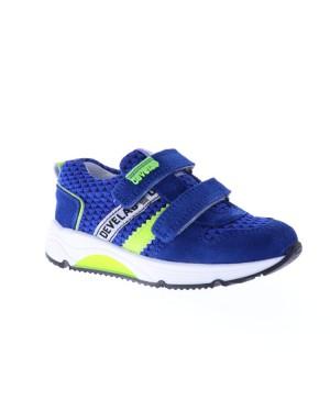 Develab Kinderschoenen 41403 blauw
