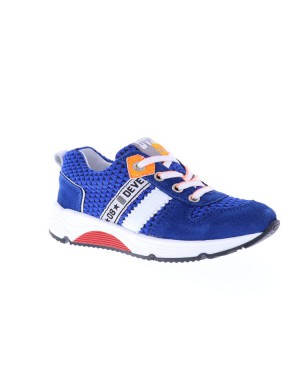 Develab Kinderschoenen 41381 blauw
