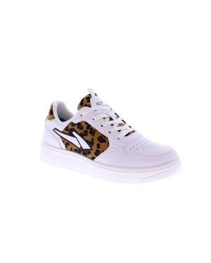 Piedro Sport Kinderschoenen 1517006710 wit panter