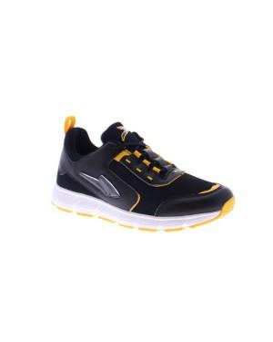 Piedro Sport Kinderschoenen 1517000710 zwart geel