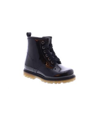 Gattino Kinderschoenen G1037 zwart lak