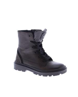 Jochie-Freaks Kinderschoenen 21386 zwart
