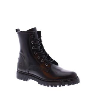 GiGa Kinderschoenen G3775 zwart