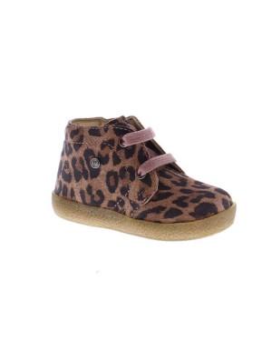 Falcotto Kinderschoenen 0012012821 roze panter