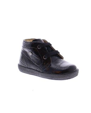 Falcotto Kinderschoenen 0012012821 zwart lak