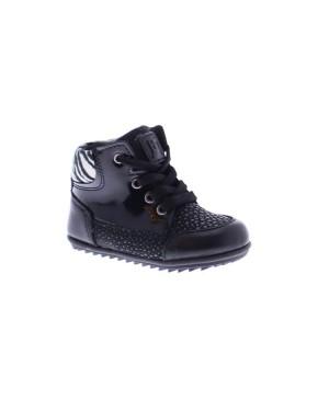 Jochie-Freaks Kinderschoenen 21054 zwart