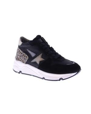 Gattino Kinderschoenen G1976 zwart