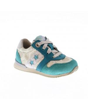 Braqeez Kinderschoenen 417117 589 Turquoise