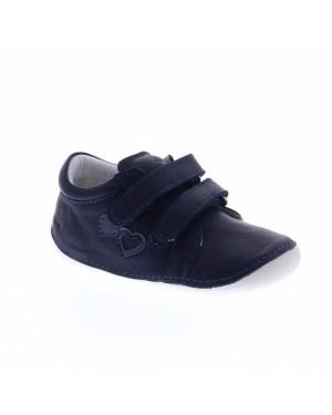 Jochie-Freaks Kinderschoenen 18056 Donker Blauw