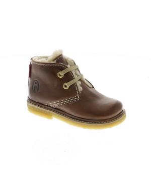 Shoes me Kinderschoenen BC5W012-D Bruin