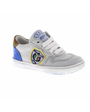 Shoes me Kinderschoenen UR7S035-A Wit grijs