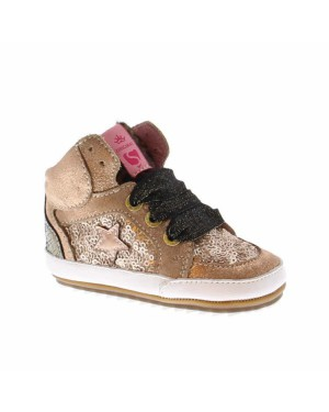 Shoes me Kinderschoenen BP7W026-B Roze