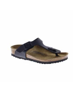 Birkenstock Kinderschoenen Gizeh zwart smal