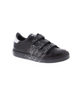 Piedro Kinderschoenen 1117 301250 zwart wit