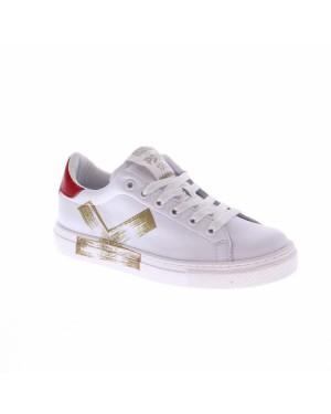 Piedro Kinderschoenen 1117400310 wit/goud