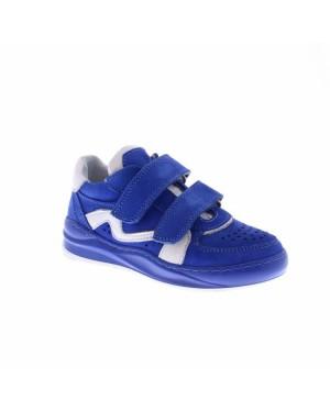 Jochie-Freaks Kinderschoenen 19408 blauw