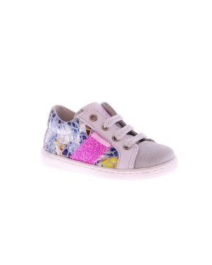 Develab Kinderschoenen 41486 129 wit fantasy