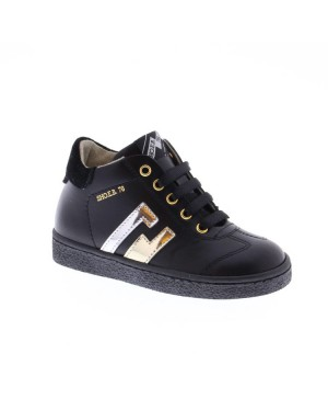 EB Shoes Kinderschoenen 1913I4M Zwart