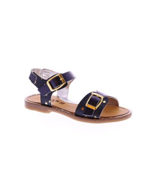 EB Shoes Kinderschoenen 0501 Q1 blauw