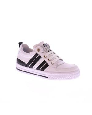 Piedro Kinderschoenen 1117800910 wit zwart