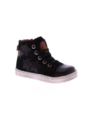 Bo-Bell Kinderschoenen Fantastic A2 zwart