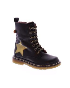 Bo-Bell Kinderschoenen H Ferr. ST A1 Zwart