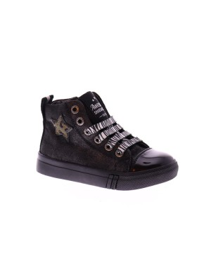 Shoes me Kinderschoenen SH9W010-A Zwart
