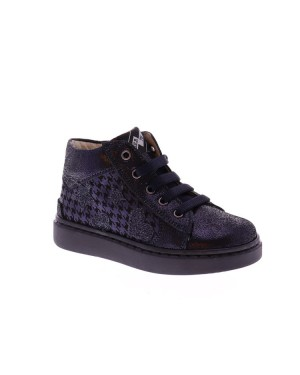 EB Shoes Kinderschoenen 1217 E4 blauw