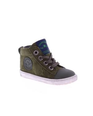 Shoes me Kinderschoenen UR8W045-D groen
