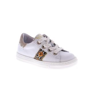 Develab Kinderschoenen 42556 white nappa