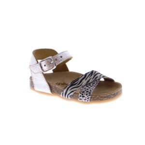 Kipling Kinderschoenen Rikilu2 zilver