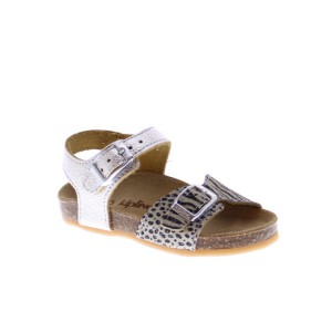Kipling Kinderschoenen Rikilu1 zilver