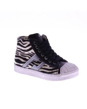 EB Shoes Kinderschoenen 2121 AM2 zebra